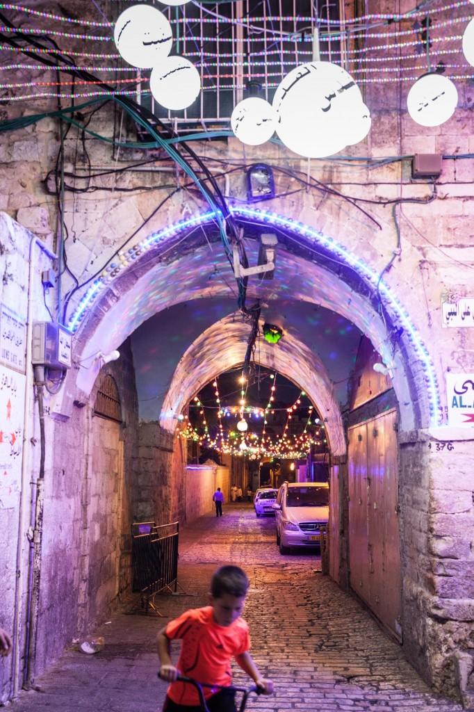 Jerusalem while ramadan