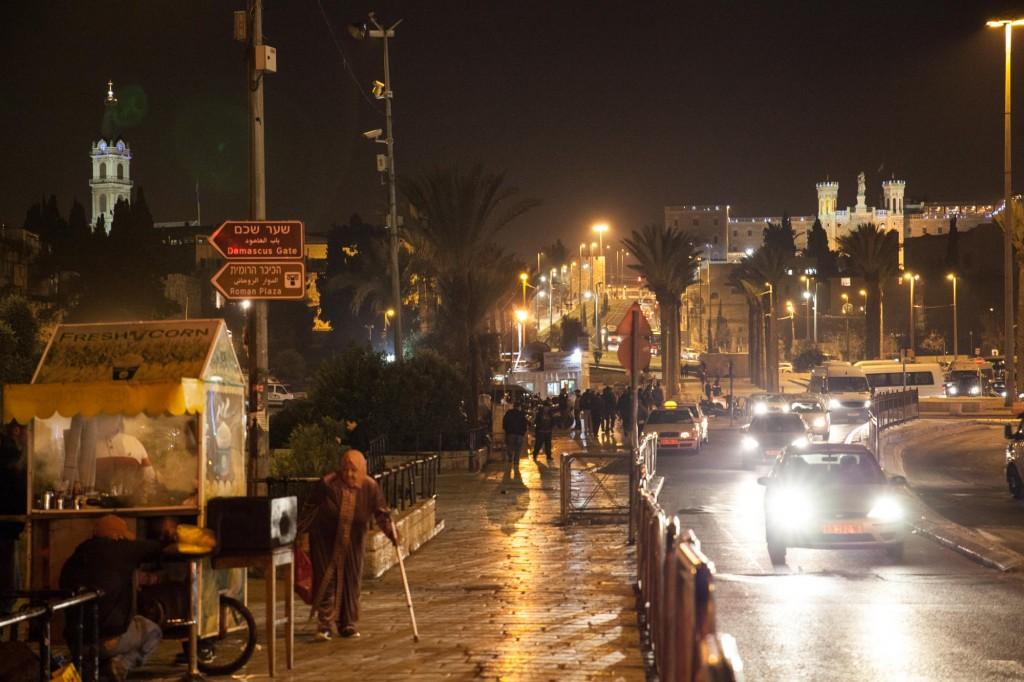 Porte de Damas, Jérusalem