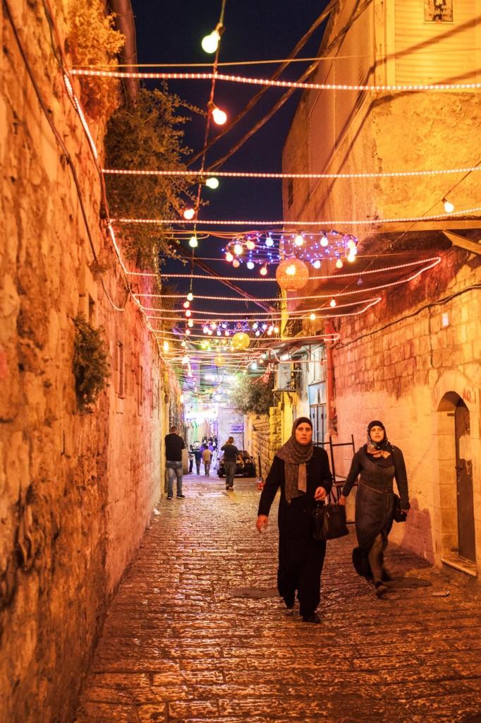 Jérusalem, pendant le ramadan