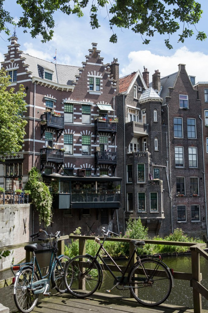 Rotterdam, Hollande