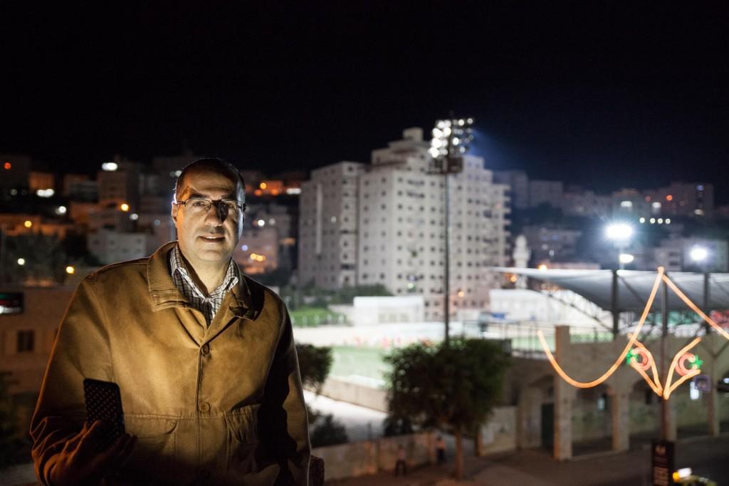 Portrait de nuit : Ata Zatary