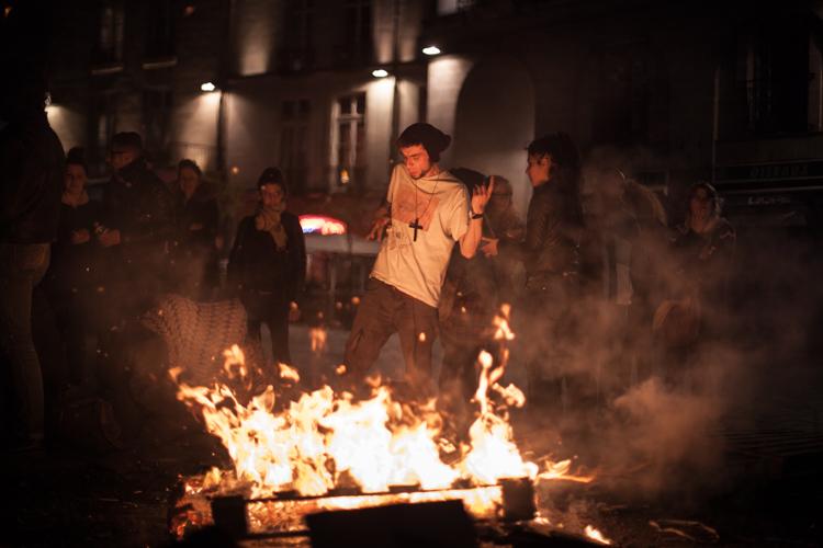Nuit Debout à Nantes